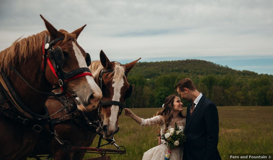 Kelsey and Bryson's Wedding in Lititz, Pennsylvania