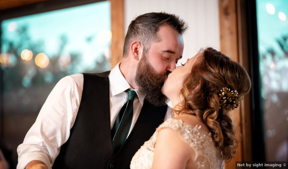 Kyland and Paige's Wedding in San Marcos, Texas