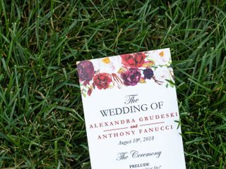 The wedding of Allie and Anthony 3