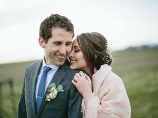 The wedding of Jon and Cara