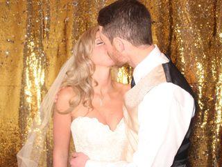 The wedding of Jennifer and Bruce 3