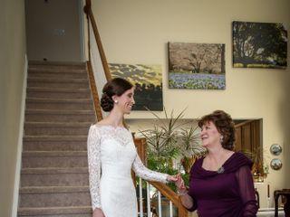 The wedding of Jennifer and Harrison 3
