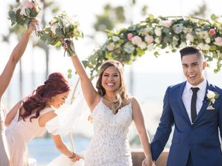 The wedding of Jerad and Candice