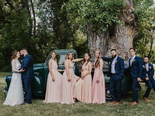 The wedding of Jill and Jason 3