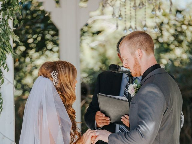 Chris and Michelle's Wedding in San Diego, California 6