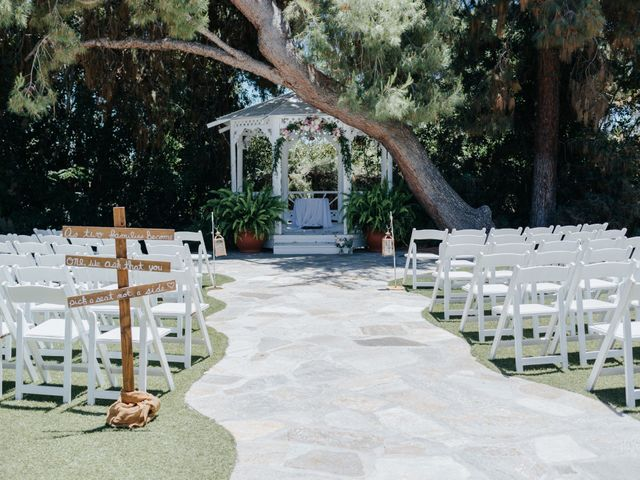 Chris and Michelle's Wedding in San Diego, California 9