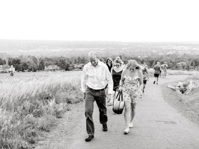 Tim and Cindie's Wedding in Boulder, Colorado 1