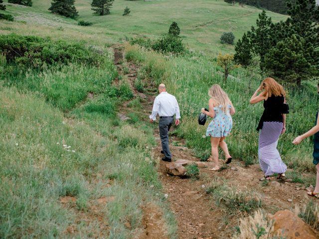 Tim and Cindie's Wedding in Boulder, Colorado 2