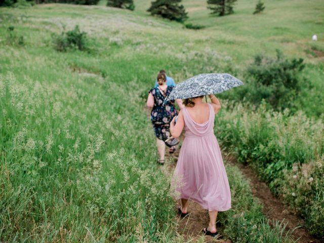 Tim and Cindie's Wedding in Boulder, Colorado 3