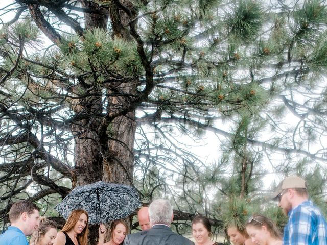 Tim and Cindie's Wedding in Boulder, Colorado 9