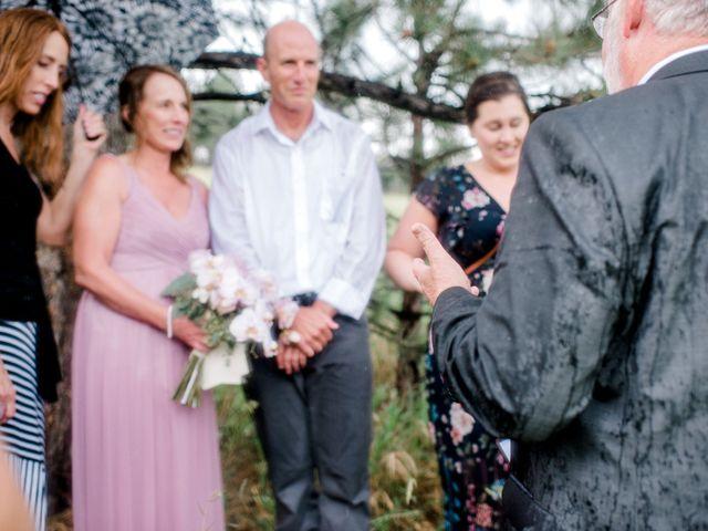 Tim and Cindie's Wedding in Boulder, Colorado 10