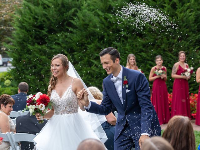 Anthony and Allie's Wedding in Bedford, Pennsylvania 7