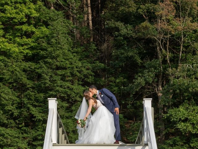Anthony and Allie's Wedding in Bedford, Pennsylvania 8