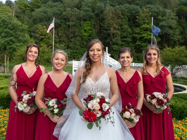 Anthony and Allie's Wedding in Bedford, Pennsylvania 15