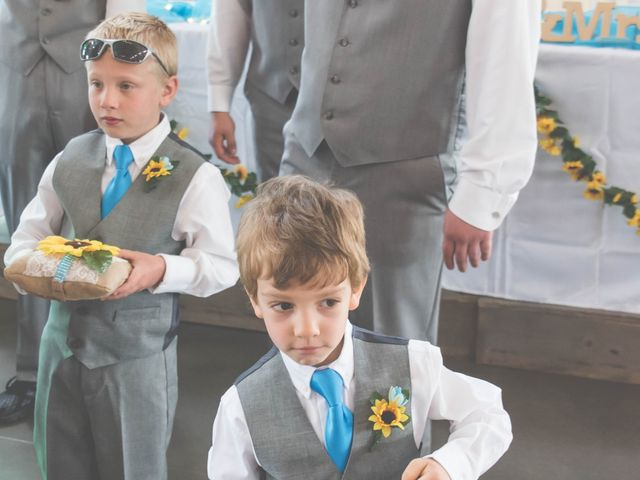 Nate and Trisha's Wedding in Sioux Falls, South Dakota 12