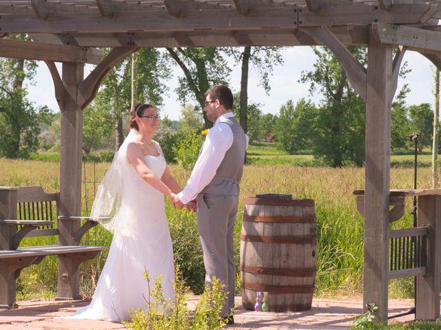 Nate and Trisha's Wedding in Sioux Falls, South Dakota 1