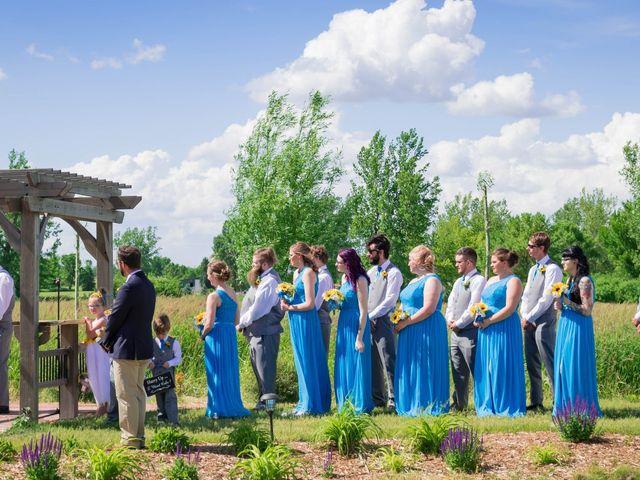 Nate and Trisha's Wedding in Sioux Falls, South Dakota 16