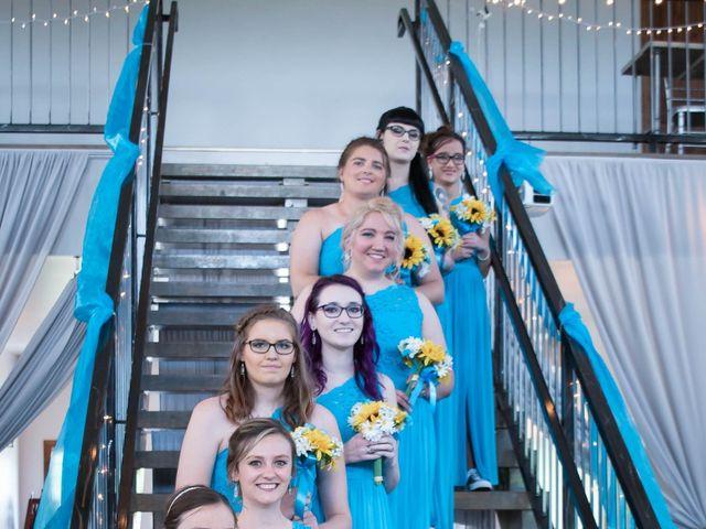 Nate and Trisha's Wedding in Sioux Falls, South Dakota 14