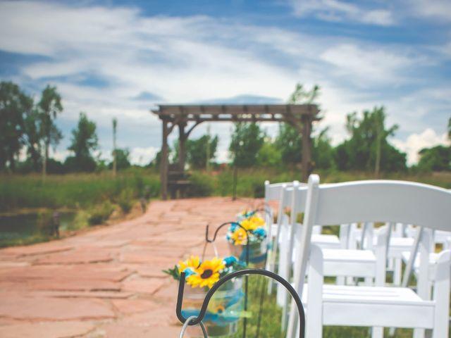 Nate and Trisha's Wedding in Sioux Falls, South Dakota 11