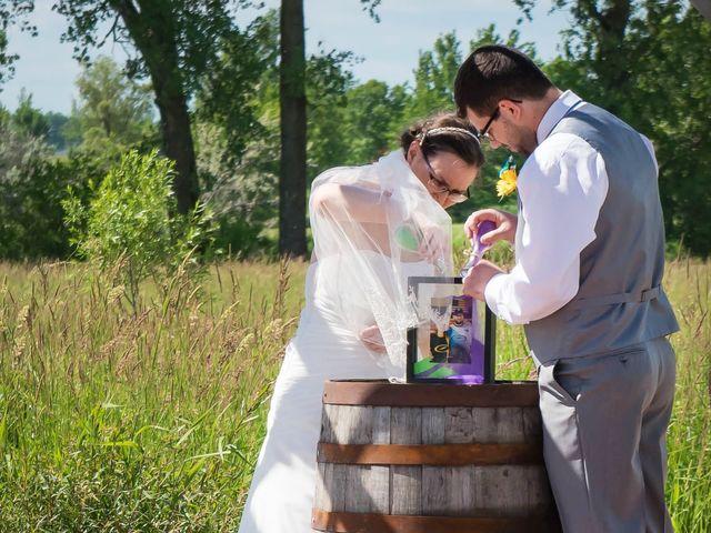 Nate and Trisha's Wedding in Sioux Falls, South Dakota 4