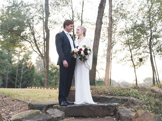 The wedding of Jeff and Kennedy