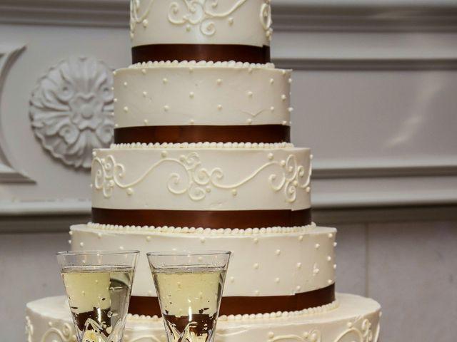 Harrison and Jennifer's Wedding in Gwynedd, Pennsylvania 69