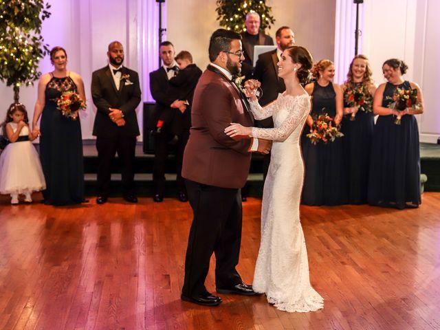 Harrison and Jennifer's Wedding in Gwynedd, Pennsylvania 62