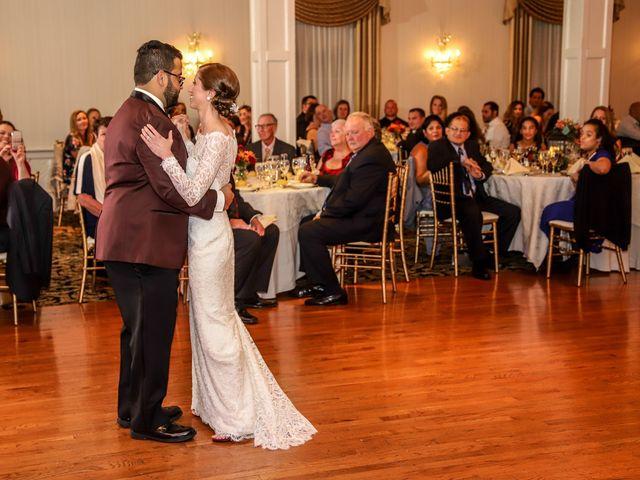 Harrison and Jennifer's Wedding in Gwynedd, Pennsylvania 63