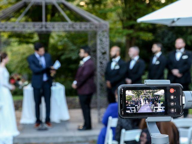Harrison and Jennifer's Wedding in Gwynedd, Pennsylvania 46