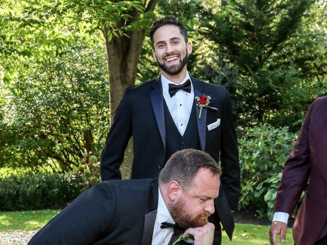 Harrison and Jennifer's Wedding in Gwynedd, Pennsylvania 36