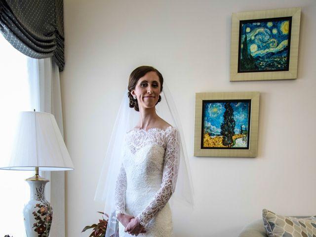 Harrison and Jennifer's Wedding in Gwynedd, Pennsylvania 9