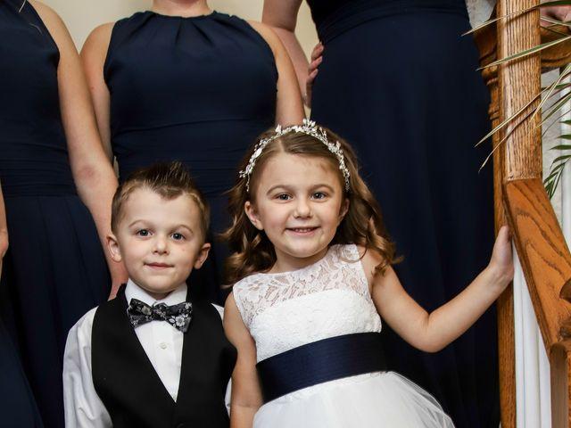 Harrison and Jennifer's Wedding in Gwynedd, Pennsylvania 7
