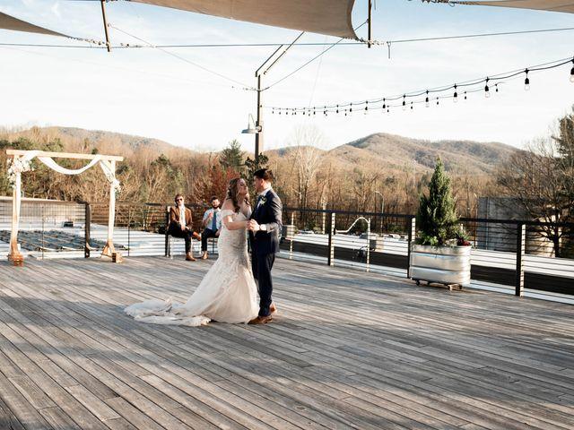 Steven and Hannah's Wedding in Asheville, North Carolina 2