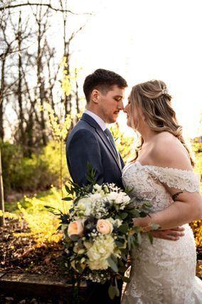 Steven and Hannah's Wedding in Asheville, North Carolina 6