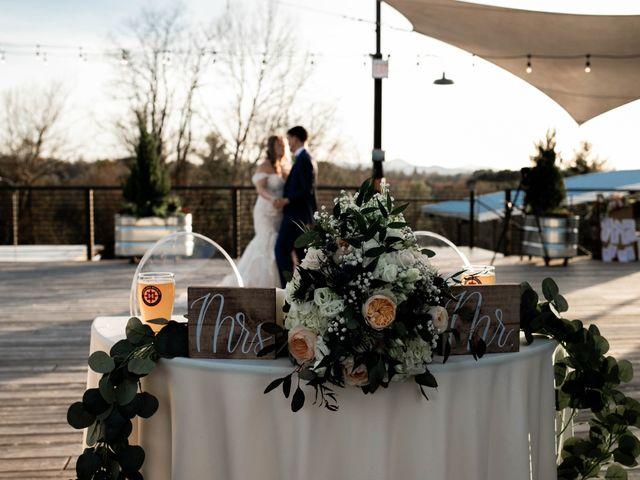 Steven and Hannah's Wedding in Asheville, North Carolina 12