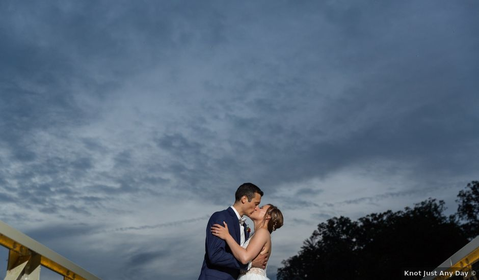 Anthony and Allie's Wedding in Bedford, Pennsylvania