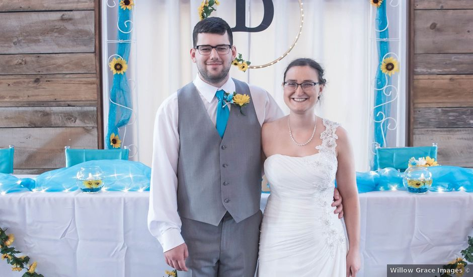 Nate and Trisha's Wedding in Sioux Falls, South Dakota