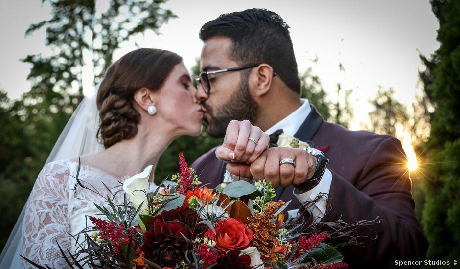 Harrison and Jennifer's Wedding in Gwynedd, Pennsylvania