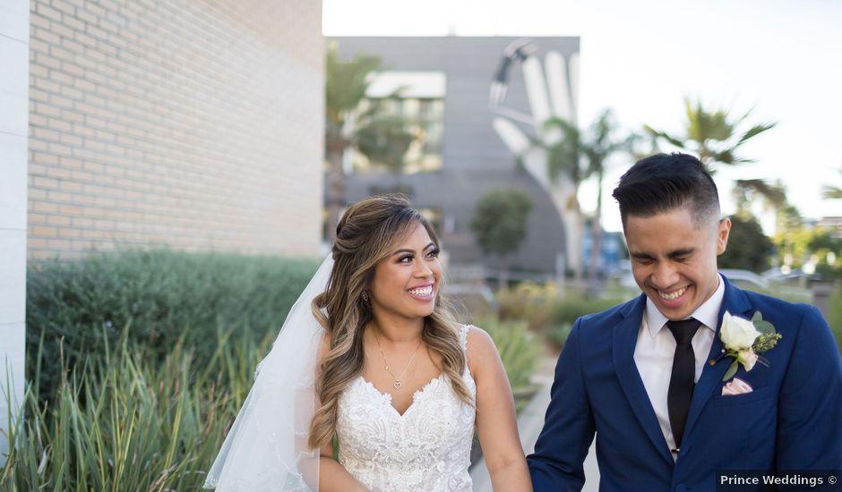 Candice and Jerad's Wedding in Huntington Beach, California