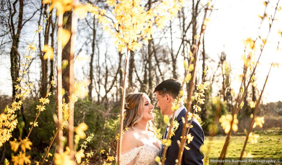 Steven and Hannah's Wedding in Asheville, North Carolina