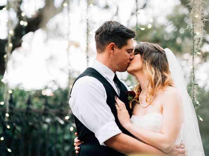 The wedding of Lauren and Sean