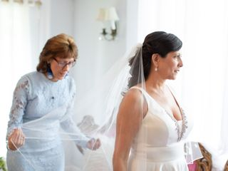 Chrstine and Stephen's Wedding in Briarcliff Manor, New York 3