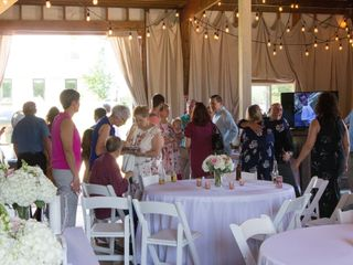 The wedding of Kristen and Bryan 2
