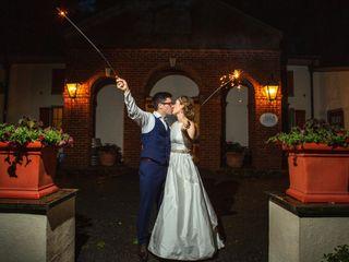 The wedding of Lauren and Parker 1