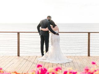The wedding of Maurice and Iris 1