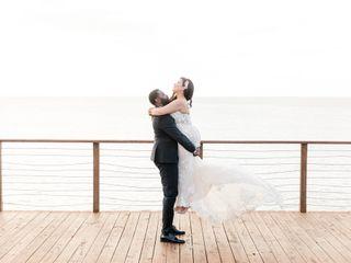 The wedding of Maurice and Iris 3