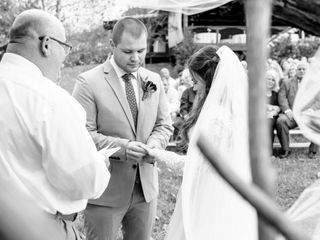 The wedding of Lora and Cameron 2