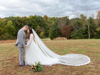 The wedding of Lora and Cameron