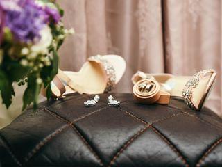 The wedding of Munaya and Justice 1
