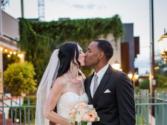Gibson and Eric's Wedding in Tucson, Arizona 1